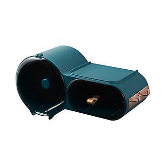 Vedenpitävä - Seinään asennettu wc-kudos, laatikon kansi