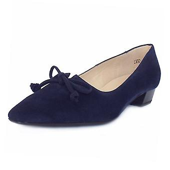 Peter Kaiser Lizzy Pumps Navy Suede