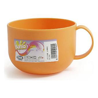 Taza Dem Bahia Plástico Grande (650 ml)