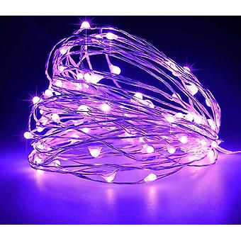 Usb & Battery Powered Waterproof Led String Lights