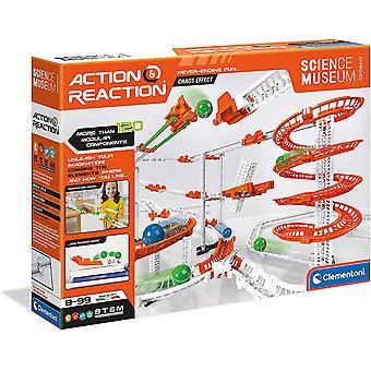 Clementoni Action & Reaction Chaos Effect Track Set