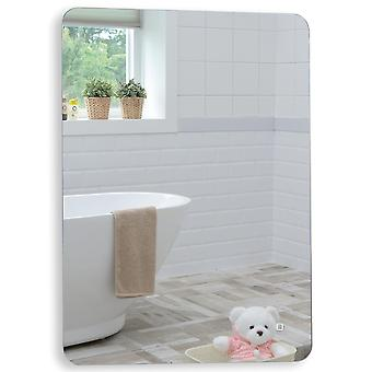 MOOD Illuminated Bathroom Mirror 80cm x 60cm