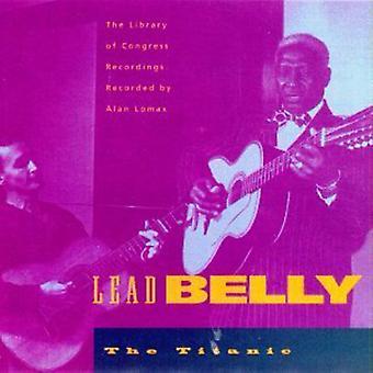Leadbelly - Titanic [CD] USA import