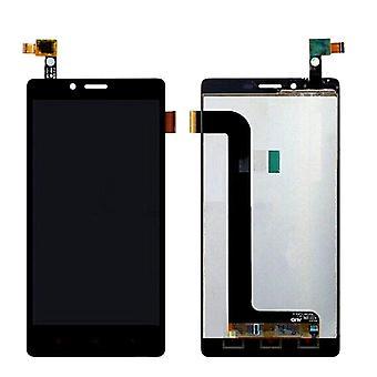 Mobil touch screen glas til Xiaomi Redmi Note, Linse Sensor Touch Screen Panel