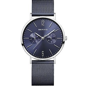 Bering Damen Uhr Armbanduhr Classic - 14236-303 Meshband