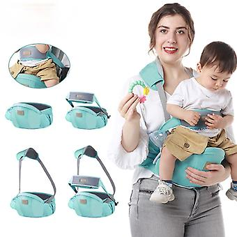 Baby Carrier Waist Stool Walkers Sling Hold Hipseat Belt Hip Cotton Seat for Mommy Travel Infant Hip Seat