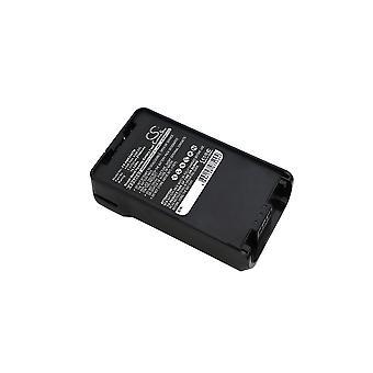 Battery for KENWOOD KNB-24L KNB-25A KNB-26 KNB-35L KNB-55L KNB-56N NX-220 NX-320