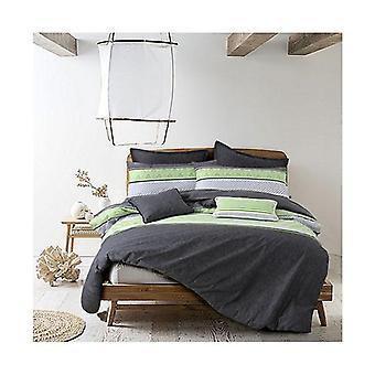 Amsons Topaz Cotton Quilt Cover Complete Set