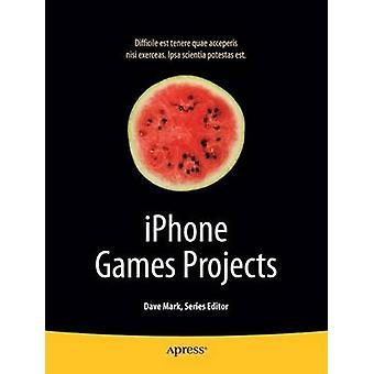 iPhone Games Projecten door PJ CabreraJoachim BondoBrian GreenstoneMike LeeJamie GotchMichael KasprzakRichard ZitoMatthew AitkenOlivier HennessyJames Lee