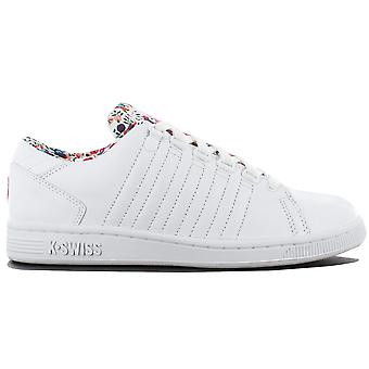 K-Swiss Lozan II TT Liberty 95400-182-M Women's Shoes White Sneakers Sports Shoes