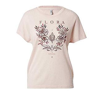 Kun Onlriley Reg Bat S/s Top Box Jrs T-shirt, Loto, M Woman