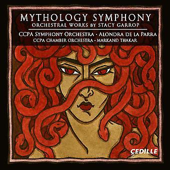 Garrop / Ccpa Symphony Orchestra / Thakar - Mythology Symphony [CD] USA import