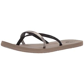 Reef Womens Sandals Bliss Wild | Vegan Leather Fashion Flip Flops for Women With Soft Cushion Footbed
