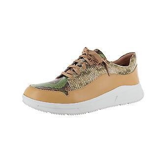 Fitflop Kvinders Freya Snake Print Sneaker Sko