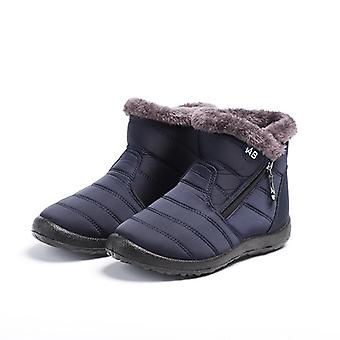 Women Fashion Waterproof Snow Boots, Ankle Boot