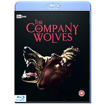 Het bedrijf van Wolven Blu-Ray