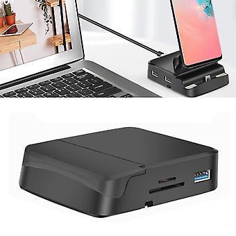 Usb Type C Hub Dex Station Vers Usb 3.0 HDMI Usb Hub