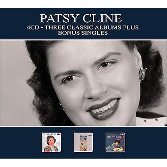Patsy Cline - Three Classic Albums CD