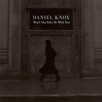 Daniel Knox - Won't You Take Me With You Burgundy Vinyl