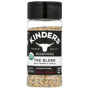 Kinders Rub The Blend Org, Case of 8 X 3.5 Oz
