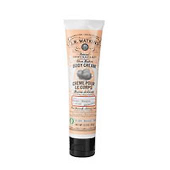 J R Watkins Body Cream, Mango 3.3 Oz