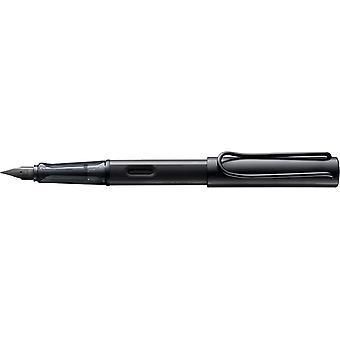 Lamy AL Star Metallic Fountain Pen - Black