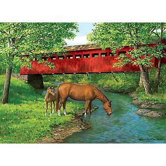 Eurographics Sweet Water Bridge Puzzle (1000 Pièces)