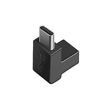 Micro Usb, Otg Plug Jack Power Connector, Lataussovitin, Type-c-laajennus
