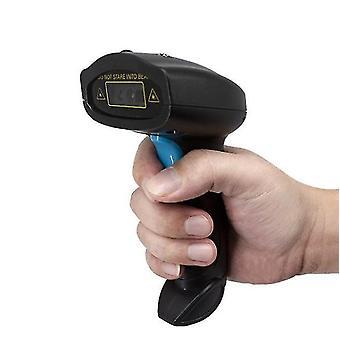 Qr Codice Codice a barre Portatile Scanner Usb Supermercato Cassiere Magazzino Wireless Scanner Tool