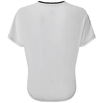 T-shirt à manches courtes Ronhill Life Agile - Noir / Blanc brillant