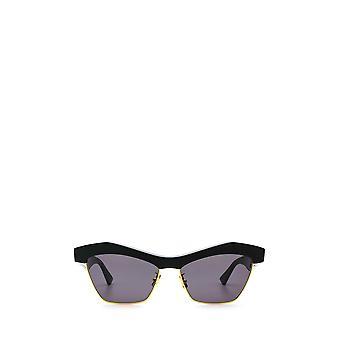 Bottega Veneta BV1099S svarta kvinnliga solglasögon