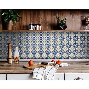 """4"""" X 4"""" Nelly Peel And Stick Removable Tiles"""