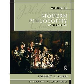 Philosophic Classics Volume III