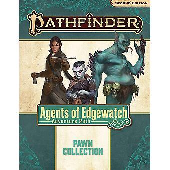 Pathfinder-agenter för Edgewatch Pawn Collection (P2)