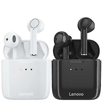 2 sett med Lenovo Qt83 trådløse Bluetooth-øretelefoner T