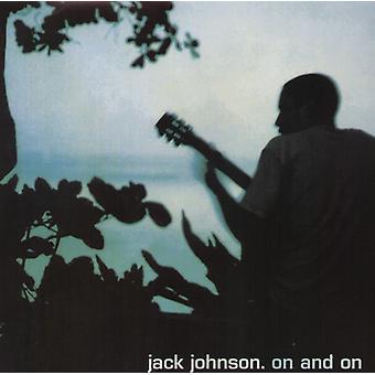 Jack Johnson - On & on [Vinyl] USA import