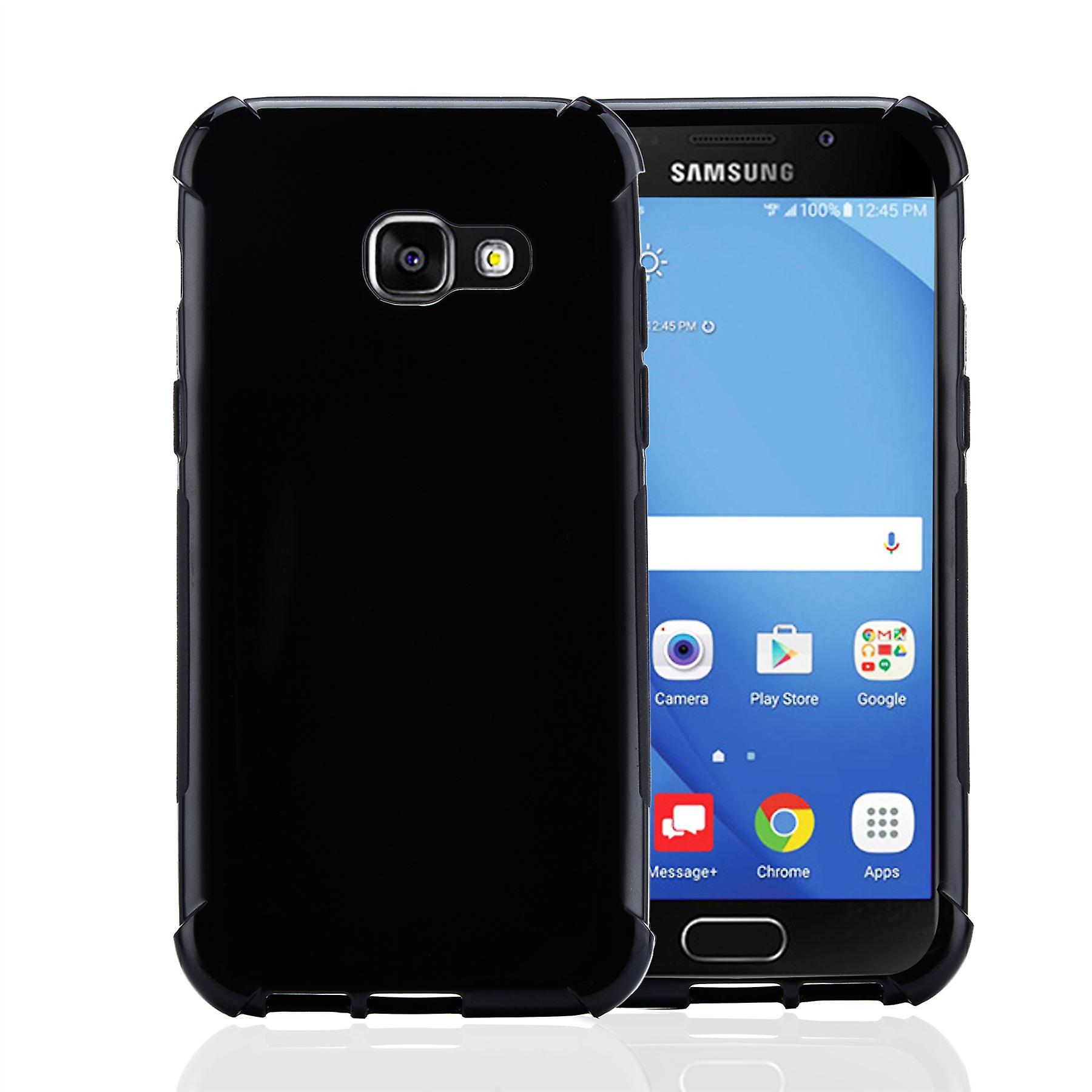 32nd Tough Gel case for Samsung Galaxy A5 (2017) - Black