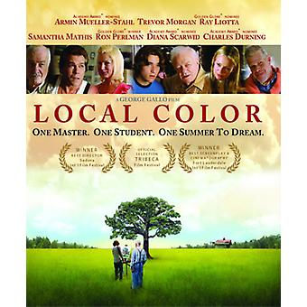 Lokale farge [Blu-ray] USA import