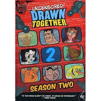 Drawn Together: Season 2 [DVD] USA import