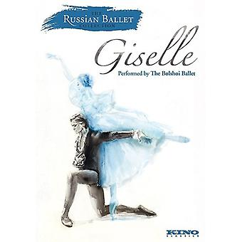 Russian Ballet: Giselle [DVD] USA import