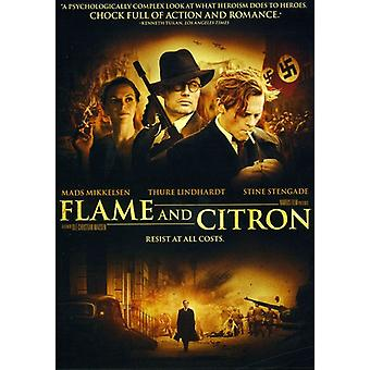 Flame & Citron [DVD] USA import