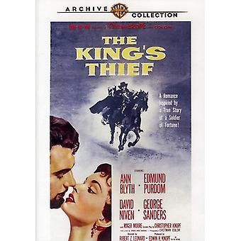 King's Thief (1955) [DVD] USA import
