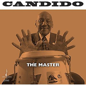 Candido - Master [CD] USA import