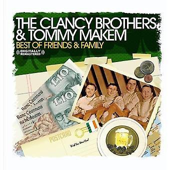 Clancy の兄弟・ トミー Makem - 最高の家族・お友達と [CD] 米国のインポートします。