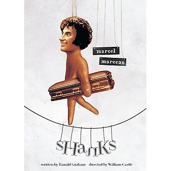 Shanks (1974) [DVD] USA import