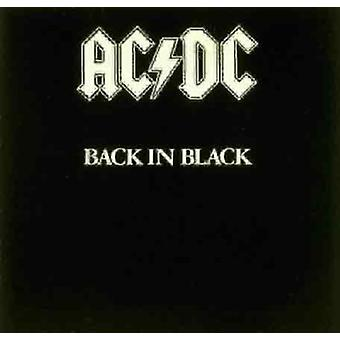 AC/DC - Back in Black [Vinyl] USA import