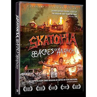 Skatopia [DVD] USA import