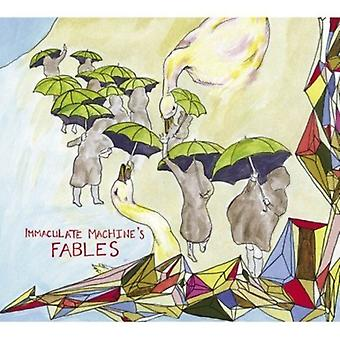 Immaculate Machine - Fables [CD] USA import