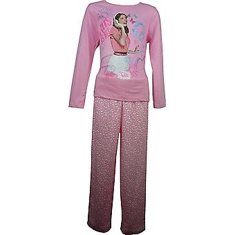 Disney Violetta Girls Long Sleeve Pyjama Set OE2219