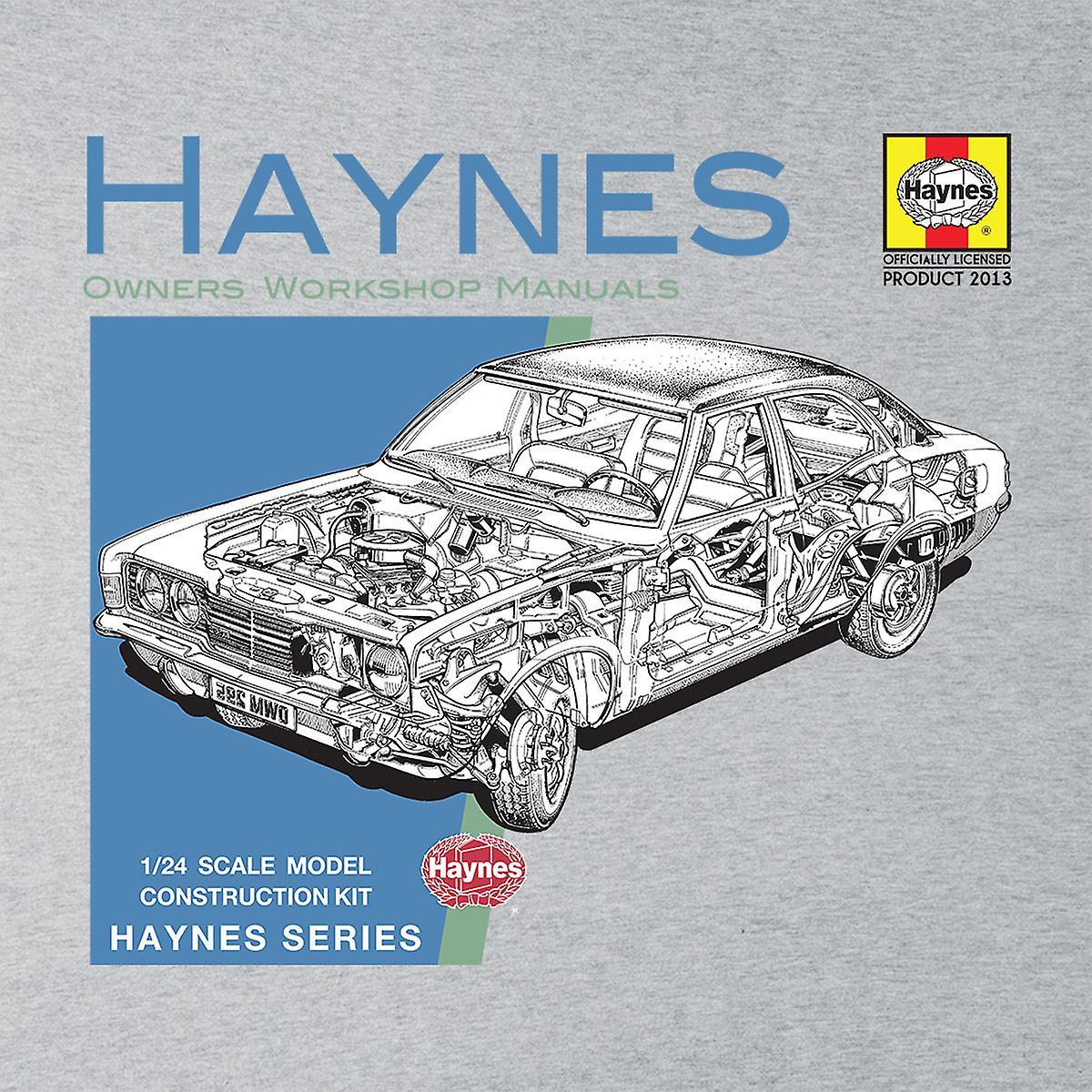 haynes owners workshop manual  mk ford cortina kids